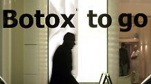 Behandlungen mit Botox als Faltenglätter werden immer öfter in Anspruch genommen.