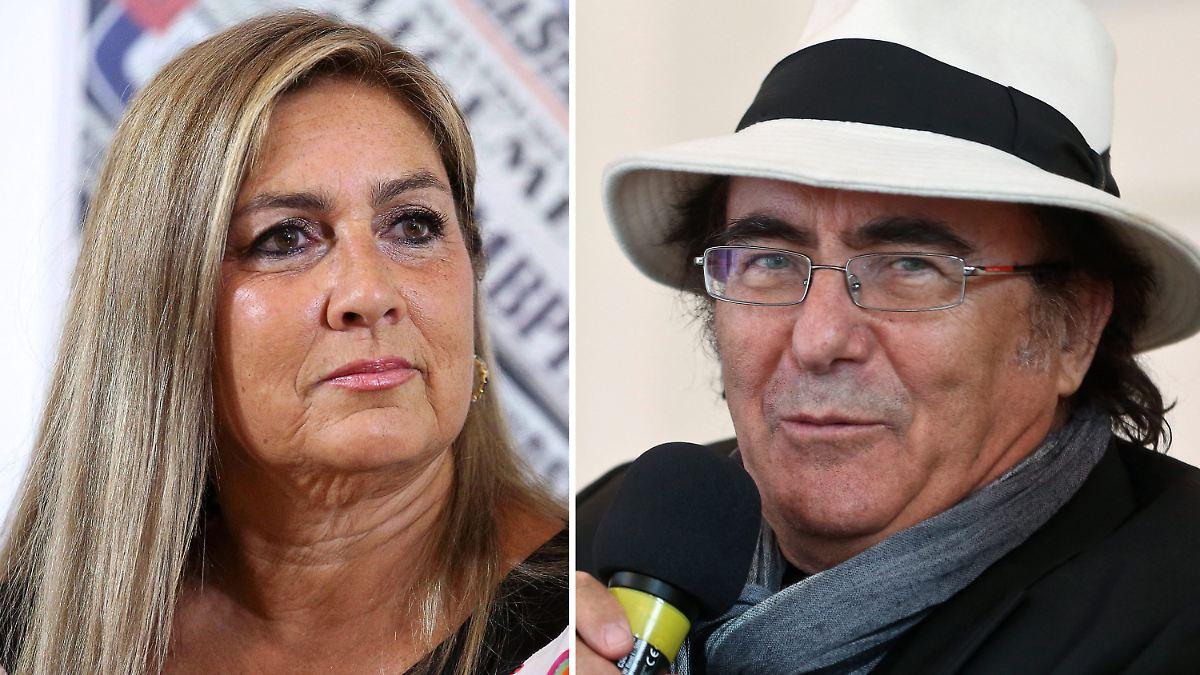 Kinder Al Baño Und Romina Power: gute Nachrichten: Al Bano und Romina Power wieder zusammen – n-tvde