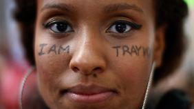 Proteste in den USA: Demonstranten fordern Gerechtigkeit für Trayvon Martin