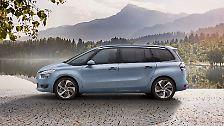 Dass der klassische Kind-und-Kegel-Kasten ein Auslaufmodell sein könnte, zeigt auch der neue Citroën C4 Picasso, ...