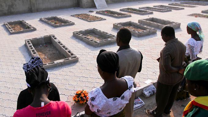 Immer häufiger kommt es zu Massakern an Christen in Nigeria.