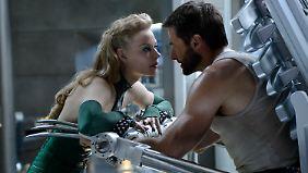"""Was will die Schlangendame """"Viper"""" von Wolverine?"""