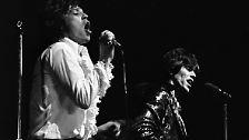 Die bekanntesten Lippen der Welt: Mick Jagger - das ewige Sexsymbol