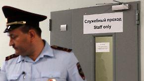 Snowden darf doch nicht einreisen: Prism-Enthüller sitzt weiter am Flughafen fest
