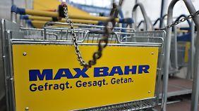 Praktiker-Tochter ebenfalls pleite: Max Bahr meldet Insolvenz an