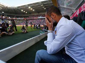 Auch Pep Guardiola ist auf den FC Barcelona derzeit nicht gut zu sprechen.