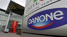 4,5% Chance und 35% Sicherheitspuffer: Express Plus auf Danone