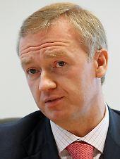 Uralkali-Chef Wladislaw Baumgertner (Archivbild) rechnet mit deutlich geringeren Kalipreisen.