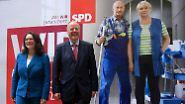 Als Bundeskanzler werde er die Republik nicht einlullen, sondern er werde ein Kanzler sein, der die Menschen auch fordern werde, so Steinbrück.