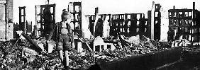 """Die """"Operation Gomorrha"""" im Sommer 1943: Als Hamburg niederbrannte"""