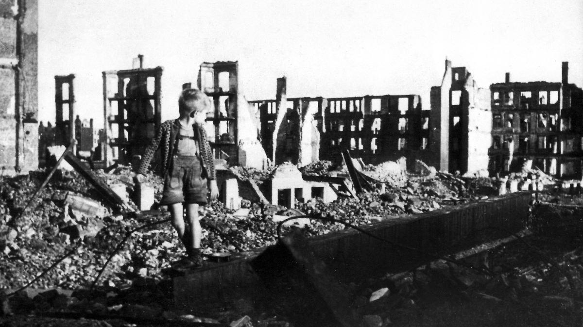 Als Hamburg niederbrannte