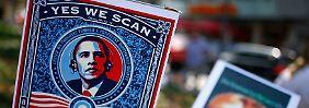 Beruhigungspillen für verunsicherte Amerikaner: Obama nimmt NSA in Spähaffäre in Schutz