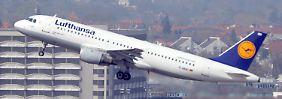 Weniger Service, höhere Kosten: Lufthansa-Kunden sind verärgert