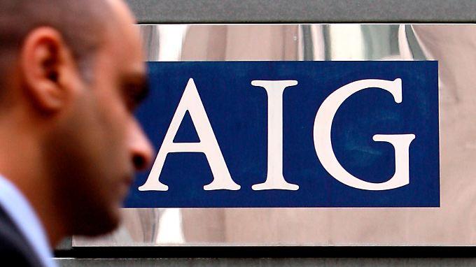 Die eigenen Investoren würden AIG lieber komplett aufspalten als restrukturieren.