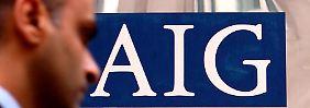 Einstmals weltgrößter Versicherer: AIG schneidet sich Milliarden aus den Rippen