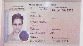 Snowdens erhält Asyl in Russland: Droht neue Eiszeit zwischen Moskau und den USA?