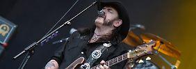 Motörhead beehrt Wacken nur kurz: Lemmy schafft nur 30 Minuten
