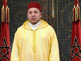 König Mohammed VI. beugt sich dem Druck der Straße.