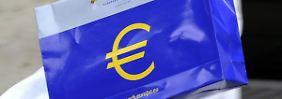 Die ökonomischen Risiken für die Konjunktur in der Währungsunion sind groß.