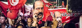"""Massenproteste gegen Regierung: Tunesien läutet neuen """"Frühling"""" ein"""