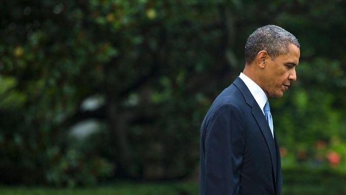 Barack Obama will - oder muss - Fragen beantworten.