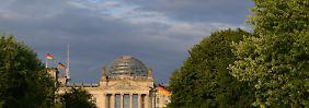 Jeder Dritte hat größere Nebeneinkünfte: Bundestagsabgeordnete verdienen gut dazu
