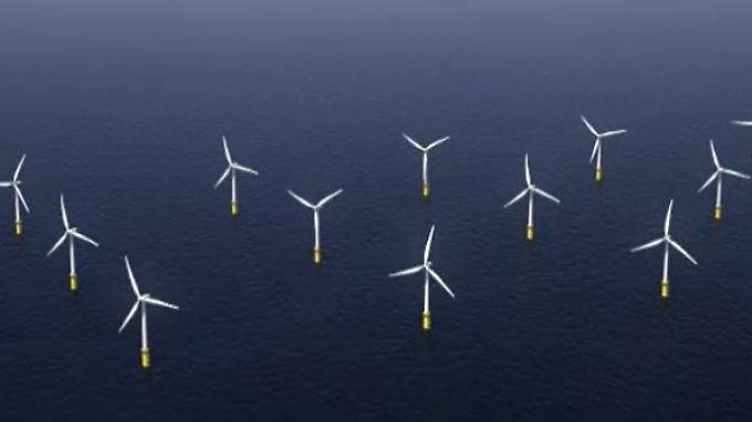Dieselverbrauch statt Stromgewinn: Bomben auf Meeresgrund verhindern Windpark-Eröffnung