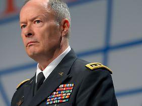 NSA-Chef Keith Alexander muss wohl bald unangenehme Fragen beantworten.