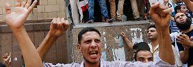 """UN-Sicherheitsrat verurteilt Gewalt: Ägypten fürchtet """"Freitag der Wut"""""""