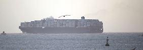 Der Suez-Kanal: Bedrohtes Nadelöhr des Welthandels