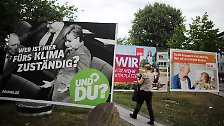 """So gut sind die Plakate im Bundestagswahlkampf: """"Das ist wie Persil-Werbung"""""""