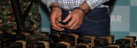 "Fünf Millionen Dollar Kopfgeld: Mexiko fasst brutalen Drogenboss ""X-20"""
