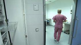 70.000 Klinikmitarbeiter fehlen: Job-Abbau im Öffentlichen Dienst hat gravierende Folgen