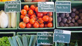 Bio-Lebensmittel boomen: Herkunft und Nachhaltigkeit immer wichtiger