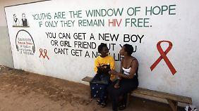Aids-Aufklärung in Sambia