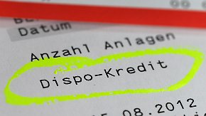 Abzocke mit Dispokrediten: Deutsche zahlen zu viele Zinsen