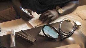 Infrastruktur im Busch von Gambia: Gesundheitszentrum bekommt Wasser und Strom