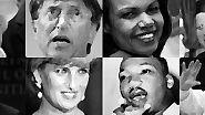 Prüfen Sie Ihr Erinnerungsvermögen: Demenz-Test: Erkennen Sie diese Persönlichkeiten?