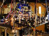Der präziseste Zeitmesser der Welt: Rekord-Atomuhr tickt billiardstelgenau