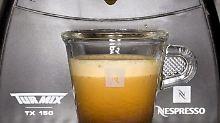 Alle Kapseln passen in die Nespresso-Maschine. Zumindest mit etwas gutem Willen.