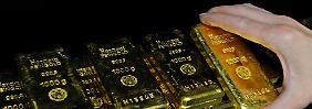 Schwache Daten vom US-Häusermarkt: Goldpreis läuft hoch