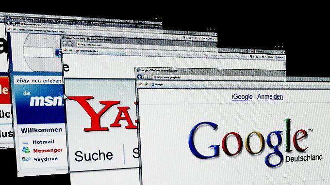 Google will nie mit der NSA zusammengearbeitet haben. Yahoo gibt dagegen eine Kooperation zu.