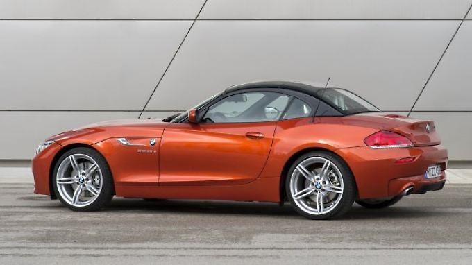 BMW könnte mit dem geplanten Fahrzeug den wenig nachgefragten Z4 ablösen.