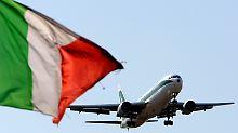 Im Stück oder in Einzelteilen: Italien bietet Alitalia zum Verkauf an