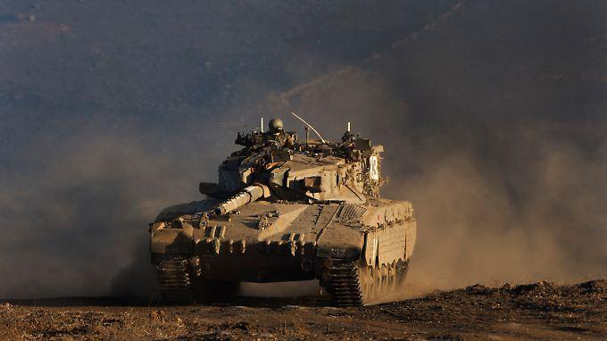 Israel bereitet sich ebenfalls auf alle Eventualitäten vor.