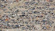 """Durchgeknalltes Hippiefestival in der Wüste: Der """"Burning Man"""" von Black Rock"""