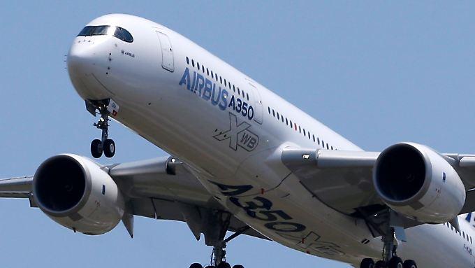 JAL heben künftig auch in Airbus-Maschinen ab