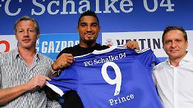 """""""Meine neuer Lieblingsverein ist Schalke."""" Flexibler Spieler, dieser Kevin-Prince Boateng."""