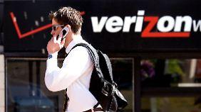 Riesendeal kurz vor dem Abschluss: Vodafone wird Verizon-Anteil für 130 Milliarden los