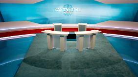TV-Duell der Kandidaten: Wahlentscheidung beeinflusst?